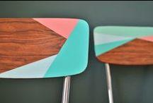 DIY Furniture & Decor Design