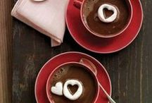 Valentine's Day Food and Drinks