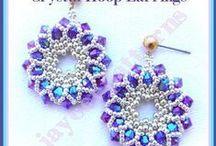 earings beads / design