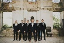 guys / Social loves grooms (+groomsmen). Especially well-dressed ones.