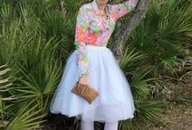 My Style- Spring & Summer Outfits / Preppy spring and summer outfit ideas and inspiration.