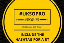#UKSOPRO / #UKSOPRO A hashtag born on Facebook believe it or not. We promote you on here when you include the #UKSOPRO hashtag and also pop over to twitter @UKSOPRO & Google+ http://www.ATSocialMedia.co.uk/