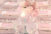 T A B L E  S E T T I N G S / Ideas and inspiration for table settings and decorations!