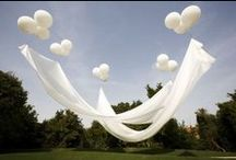 WEDDING deco/diy / A wedding can be really expensive, but most of the decoration..you can make on your own!