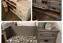 Furniture / DIY Creative ways to reform furniture and create new use and style