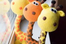 DIY - Croched - Toys animals