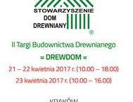 II Targi Budownictwa Drewnianego Kraków Chemobudowa