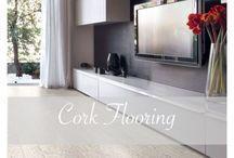 Home - Cork floor