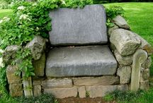 Outdoor spaces to sit and dream / Nothing beats a place in nature to sit back, relax and unwind.
