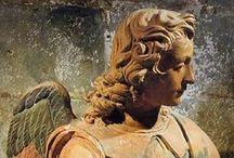 leonardo da vinci (1452 – 1519) / Leonardo di ser Piero da Vinci (April 15, 1452 – May 2, 1519) an Italian Renaissance polymath: painter, sculptor, architect, musician, scientist, mathematician, engineer, inventor, anatomist, geologist, cartographer, botanist, & writer. His genius, perhaps more than that of any other figure, epitomized the Renaissance humanist ideal.