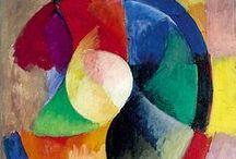 delaunay: robert (1885 –1941) & sonia (1885 – 1979)