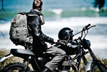 motorcycle obsession / by Jesse Jeans