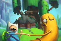 Adventure Time / by Emily Rawlins