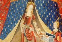 lady & the unicorn (1500)
