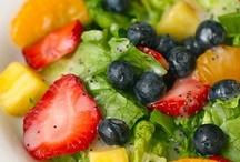 Nummy; fruits & veggies / by Bren Williams