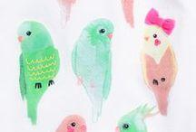 I Love Birds!  ||  vogels