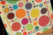 afabric, quilting and sewing dreams / by Sara Ponsetti