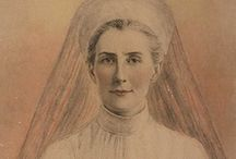 Edith Cavell / Memories of a heroic British nurse and our charity's namesake, Edith Cavell.