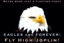 Joplin / My home town.  Good people!  Wonderful memories!  Home of the Eagles...and Beverly! / by Jack Cochran