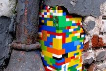Lego Incognito / by Mark Friend