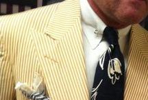Saville Row / Superb taste and tailoring.  I love bespoke! / by Jack Cochran