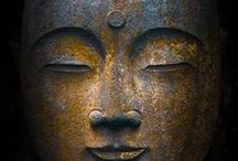 buddha / If there is any religion that could respond to the needs of modern science, it would be Buddhism • Albert Einstein