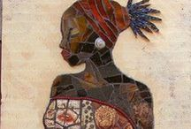 Mosaics...Fashion & People