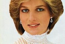 PRINCESS DIANA & FAMILY / by Sandy H