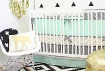 Kids Room Magic Mint / My alltime favorite!! Mint voor de babykamer is zo mooi, het straalt rust uit en kan mooi gecombineerd worden met wit of met kleuren zoals grijs en roze. Leuk voor jongens en meisjes! En ook leuk voor alle grote mensen natuurlijk...