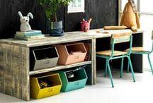 Kids Room Storage  ||  opbergen / Handige opbergers zijn onmisbaar op de kinderkamer! Rekjes en bakken, tassen en zakken. Kies jouw manier van opruimen & opbergen en je zult zien dat het niet alleen functioneel is maar ook nog heel mooi kan zijn!