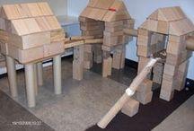 Bouwhoek/constructie