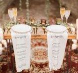 Ideas & Inspiration / Ideas e inspiración para tu boda.