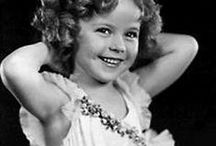 SHIRLEY TEMPLE(Little Miss Broadway) / by Sandy H