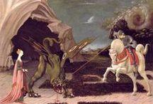 paolo uccello & fra filippo lippi / paolo uccello (1397 – 1475) & fra filippo lippi (1406 – 1469)