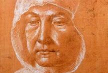 andrea mantegna (1431–1506) & domenico ghirlandaio (1449 - 1494)