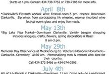 Annual Events / Happenings throughout the year