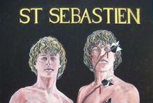 Saint Sébastien | Saint Sebastian / Iconographie | Iconography