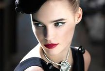 Classic style / A girl should be two things: classy and fabulous - Coco Chanel