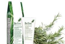 Befine Beauty / Live the good life. Nourish your skin with fine food. :)