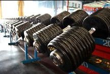The Barbell Room / What we are looking at in The Barbell Room