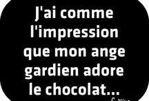 Chocolat et...