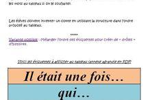 Français, PRODUCTION ÉCRITE
