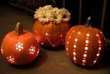 {Autumn} / Lots of pumpkin... Everything.