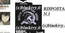 Vignette Blackivy / more http://www.blackivy.it/ ...
