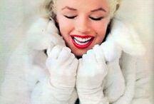 Marilyn in color