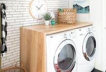 Pantry / Laundry