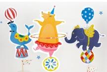 Party パーティー / party. cakes. fun. decor. color. theme