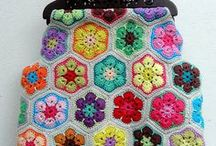 Crochet bags...and other