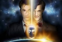 Doctor Who / The love of my life. I swear, I follow it religiously.