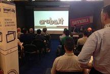 Smau Business 2015 ed ulteriori / Ecco alcune testimonianze di Aruba ai vari SMAU in tutta Italia!